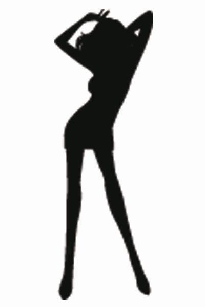 Obrázek dívky pussys